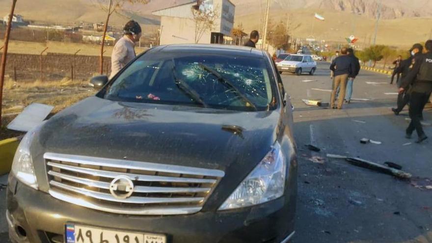 Irán arresta a varias personas por su implicación en el asesinato de Fajrizadé