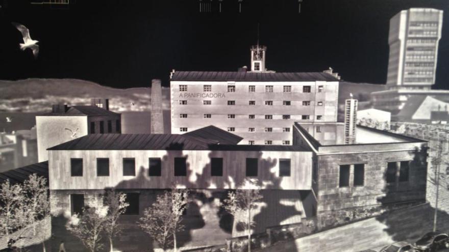 Zona Franca instalaría en el complejo el Museo del Pan de Galicia