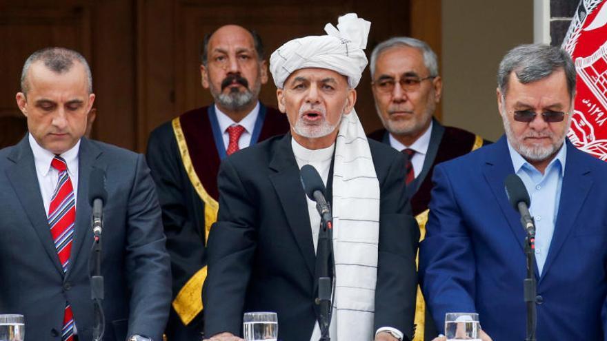 Ashraf Ghani aprueba liberar a 5.000 prisioneros talibanes