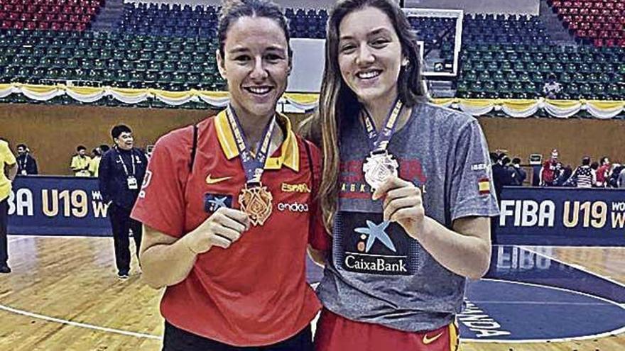 Helena Pueyo se cuelga el bronce en el Mundial