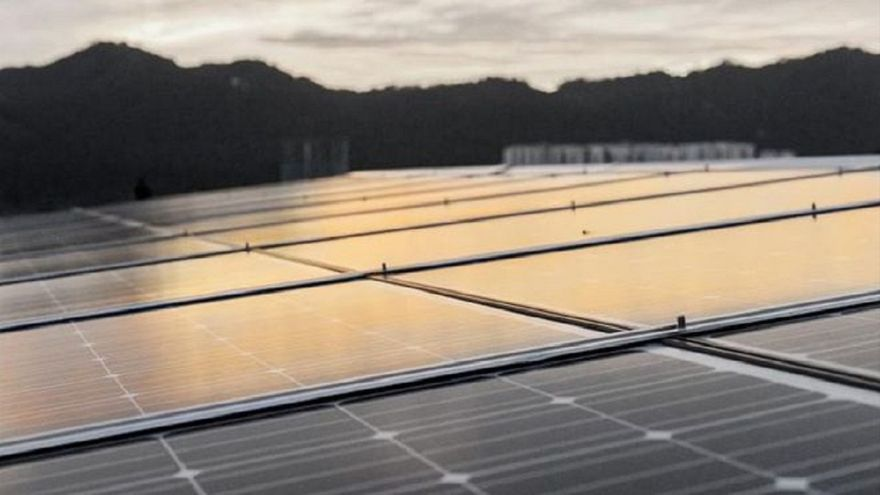 Los edificios de Calvià con placas solares pagarán un 50% menos de IBI durante tres años