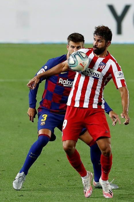 LaLiga Santander: Barcelona - Atlético de Madrid