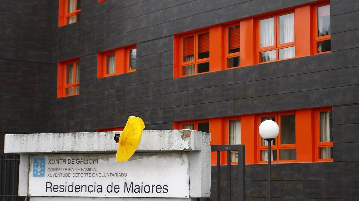 El Complexo Residencial de Atención a Persoas Dependentes II de Vigo