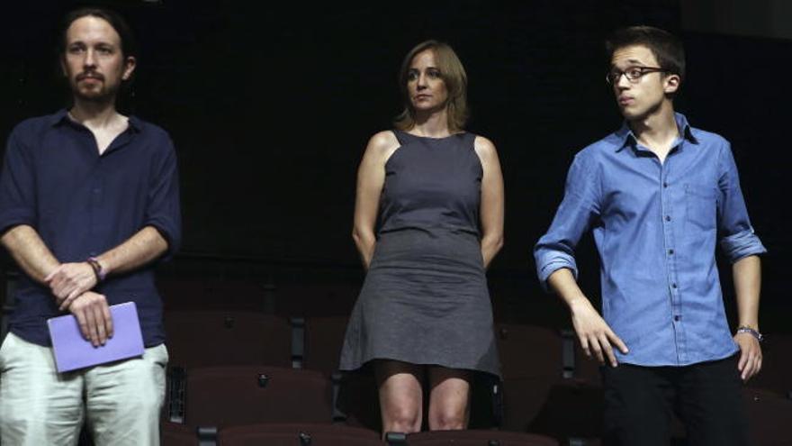 Tania Sánchez será la número dos de Íñigo Errejón