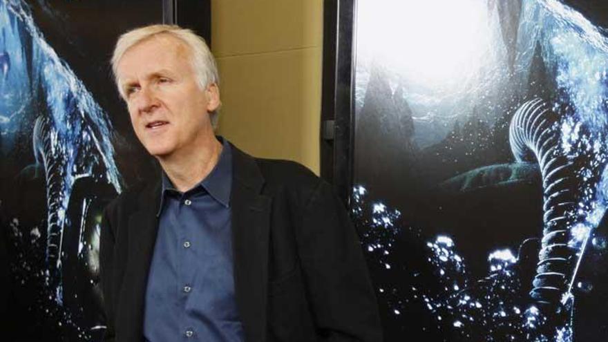 Pique entre James Cameron y Marvel