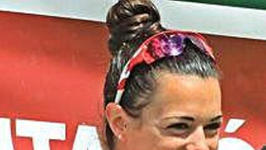 Laura Pedruelo luchará por la plaza en el K1 500