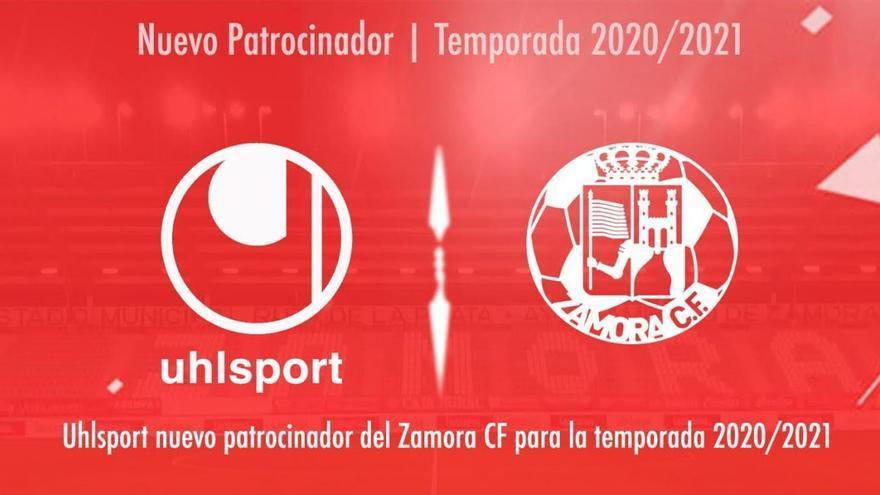 La firma alemana Uhlsport  vestirá al Zamora CF la próxima temporada