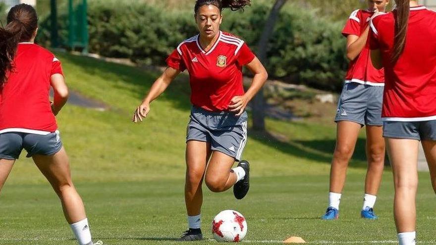 La santfruitosenca Paula Fernández jugarà la Ronda Elit de l'europeu sub-19