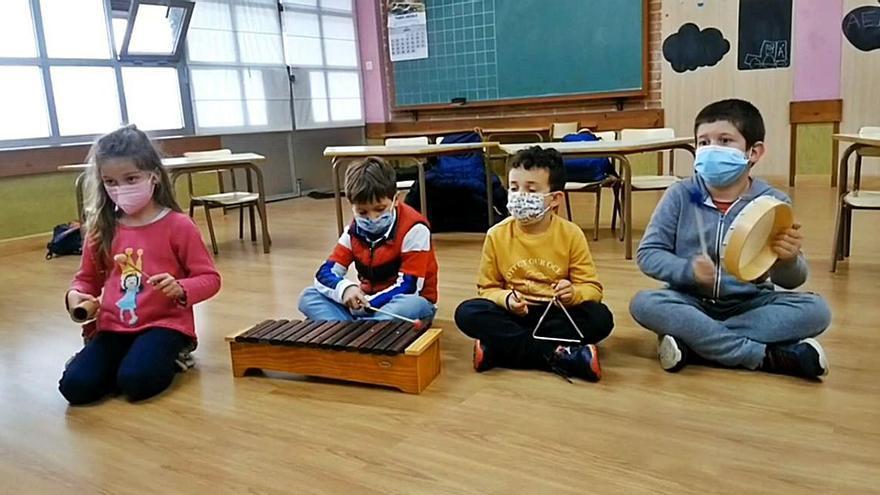 La Escuela de Música Duquesa Pimentel de Benavente despide el curso con las audiciones virtuales, por la pandemia