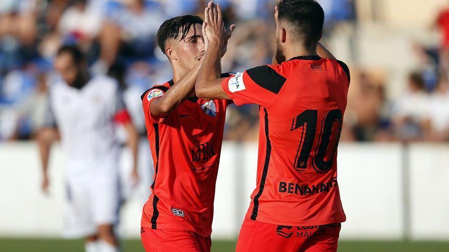 El Málaga CF arranca con buen pie