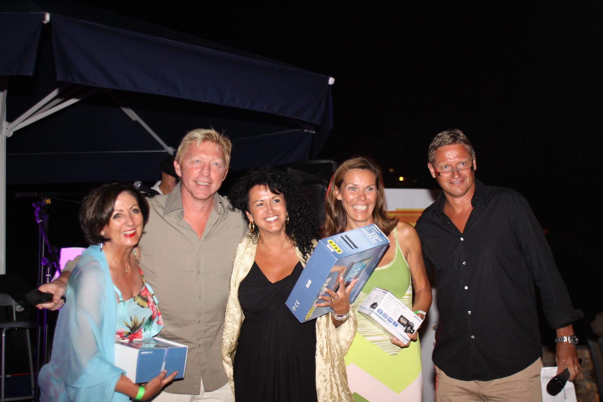 Boris Becker hat eine lange Geschichte mit Mallorca