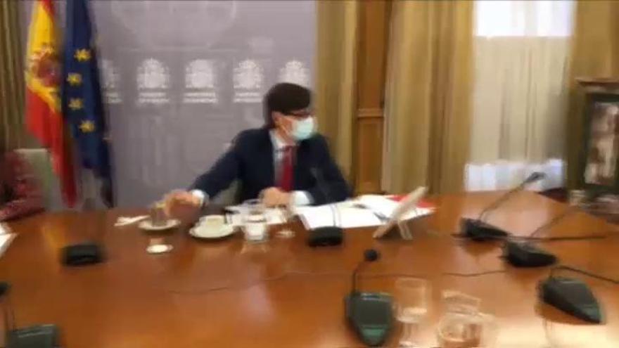 Asturias no podrá decretar confinamiento domiciliario