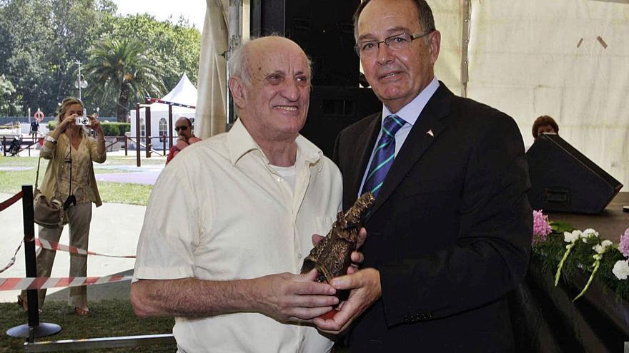 Fallece a los 91 años el histórico atleta y entrenador grupista Rufino Carpena