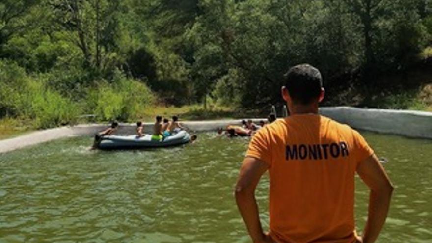 La demanda por ir de campamento de verano se dispara en Málaga