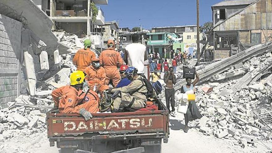 Haití sigue sin levantar cabeza diez años después del terremoto
