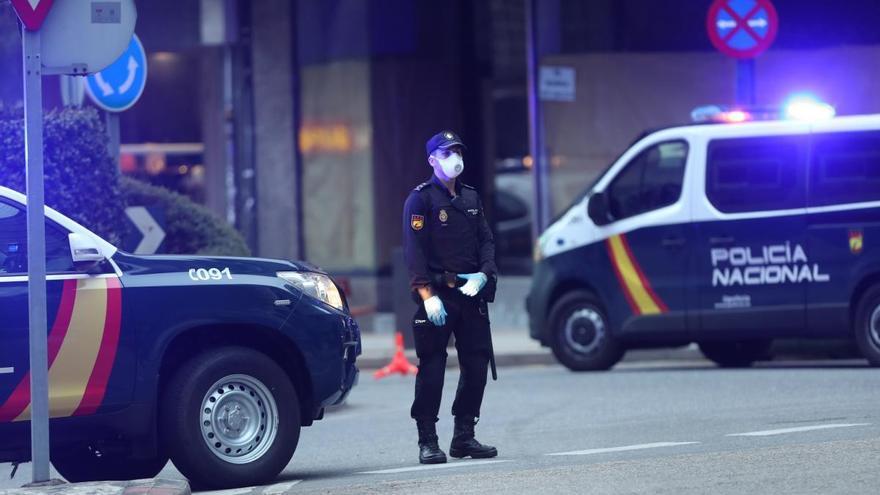 Ingresado grave un hombre herido durante una pelea en Lugo