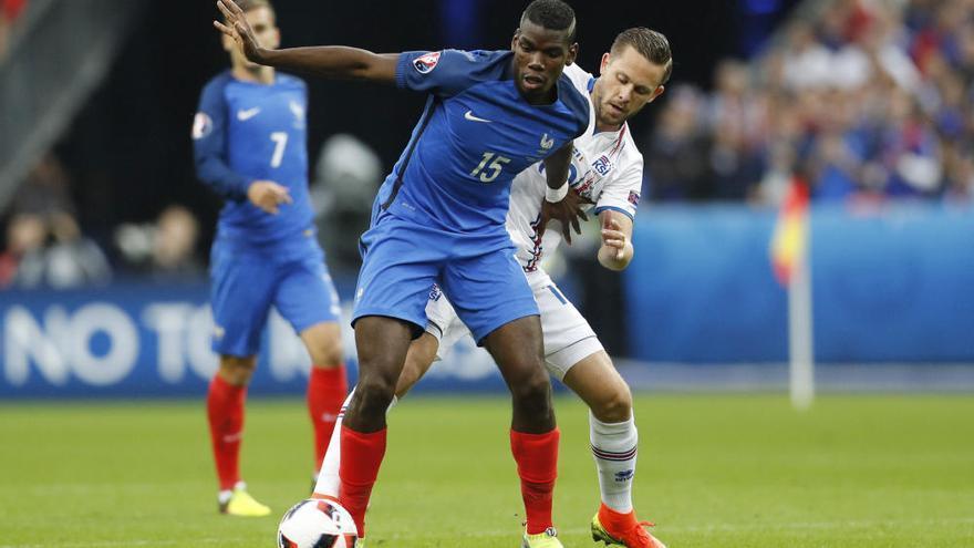 Eurocopa 2015: Francia - Islandia