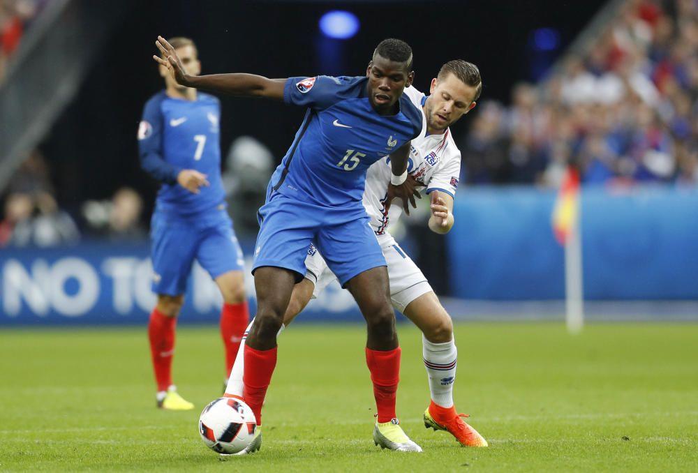 Eurocopa 2015: Francia -Islandia