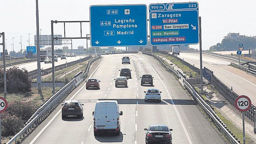 Aragón registrará 285.000 desplazamientos en la operación 1º de Agosto