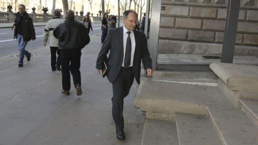 Llinares sostiene que los documentos que halló en el Palau confirman la declaración de Millet y Montull