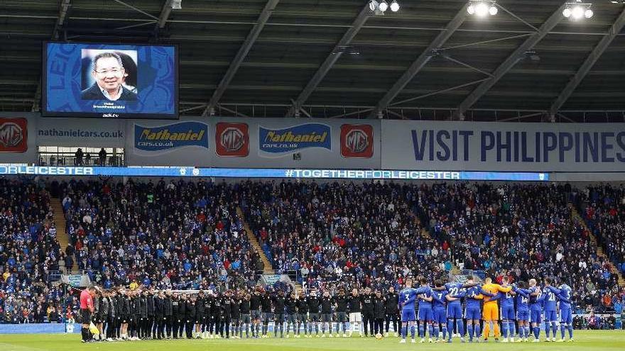 El Leicester se levanta