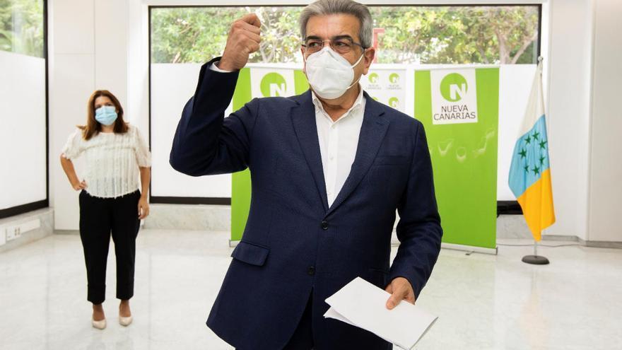 """Román Rodríguez: """"La mascarilla será obligatoria si no hay conciencia ciudadana"""""""