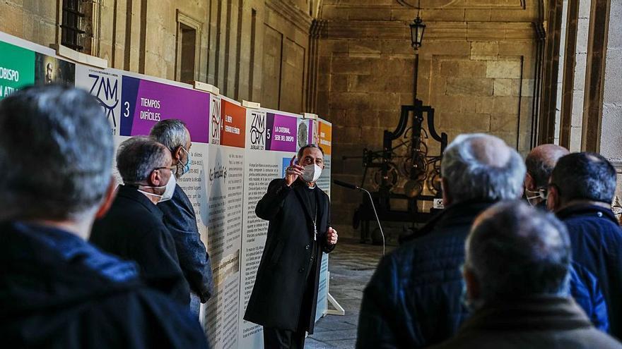 La exposición itinerante de la Diócesis de Zamora llega a La Hiniesta: consulta horarios