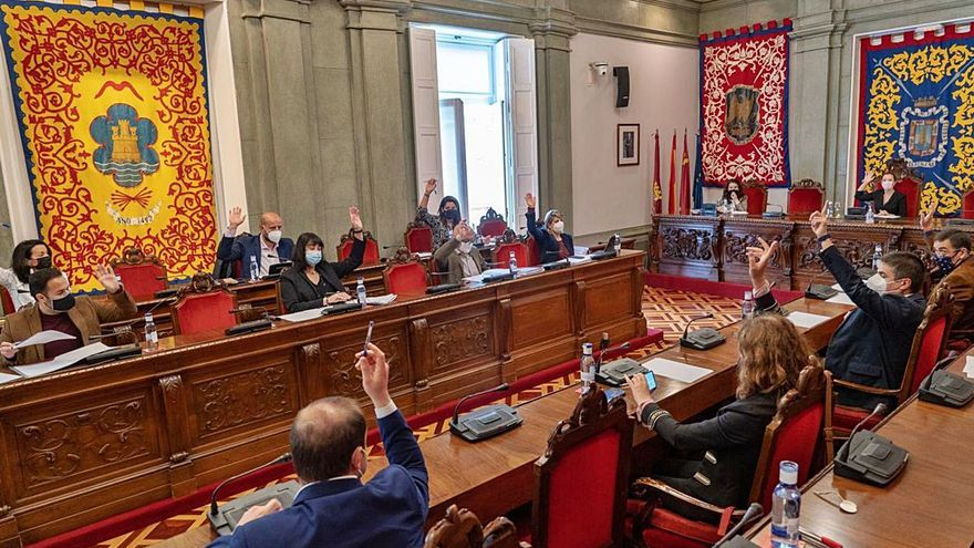 Cartagena reclama el 15% de las ayudas covid que reciba la Comunidad
