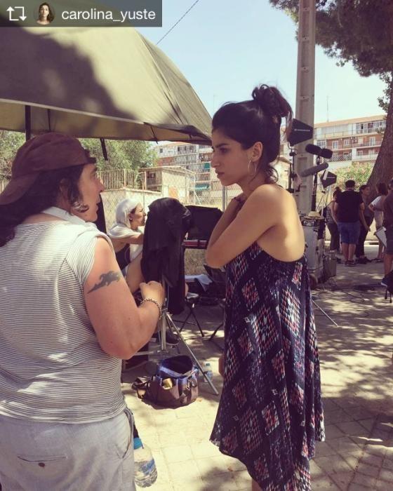 Making off de la película ''Carmen y Lola''