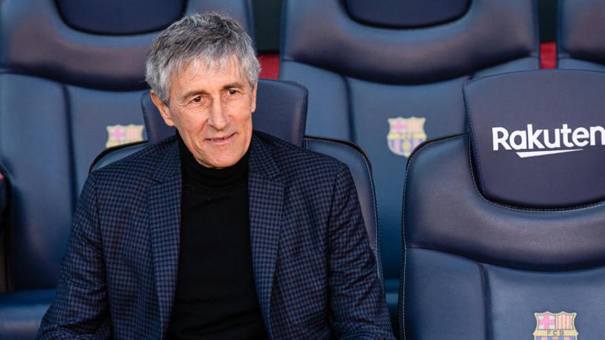 Setién canvia la dinàmica d'entrenaments del Barça