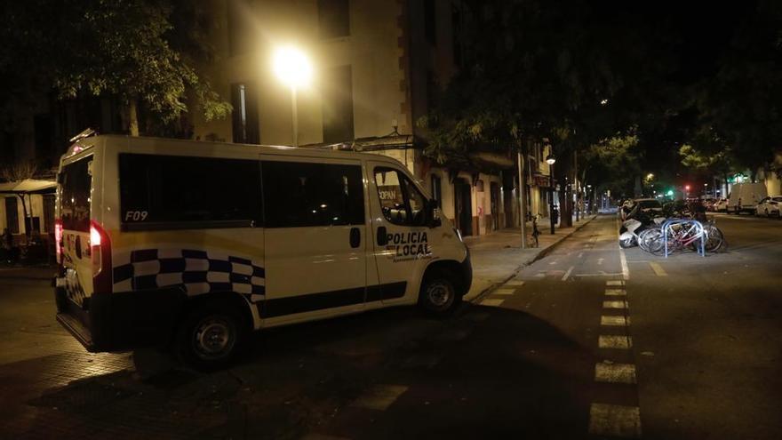 Toque de queda en los barrios de Arxiduc, plaza de Toros, Son Forteza Sud y Son Oliva