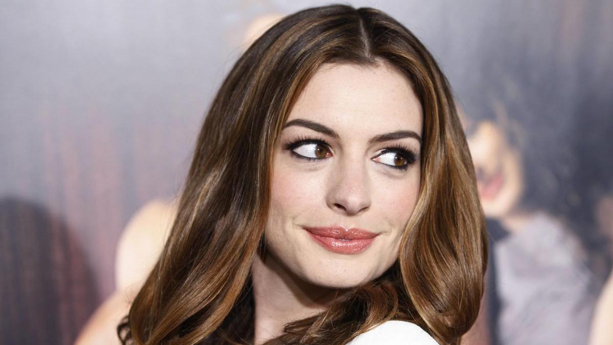 Anne Hathaway en una imagen de archivo.