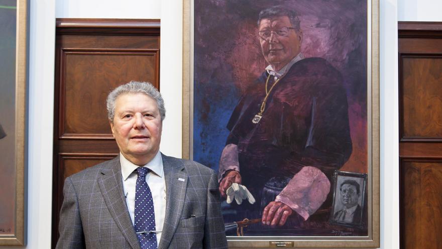Fallece el exrector de la Universidad de La Laguna Matías López