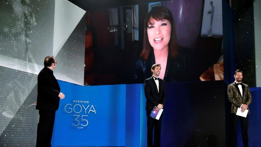 'Biografía del cadáver de una mujer', de Mabel Lozano, gana el Goya al Mejor Cortometraje Documental