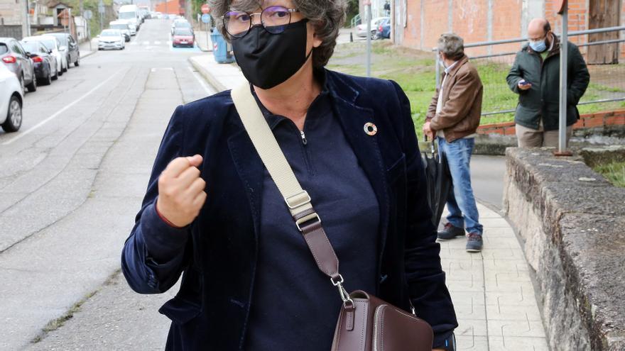 La Fiscalía pide ahora al juzgado que investigue a la alcaldesa de Porriño por malversación