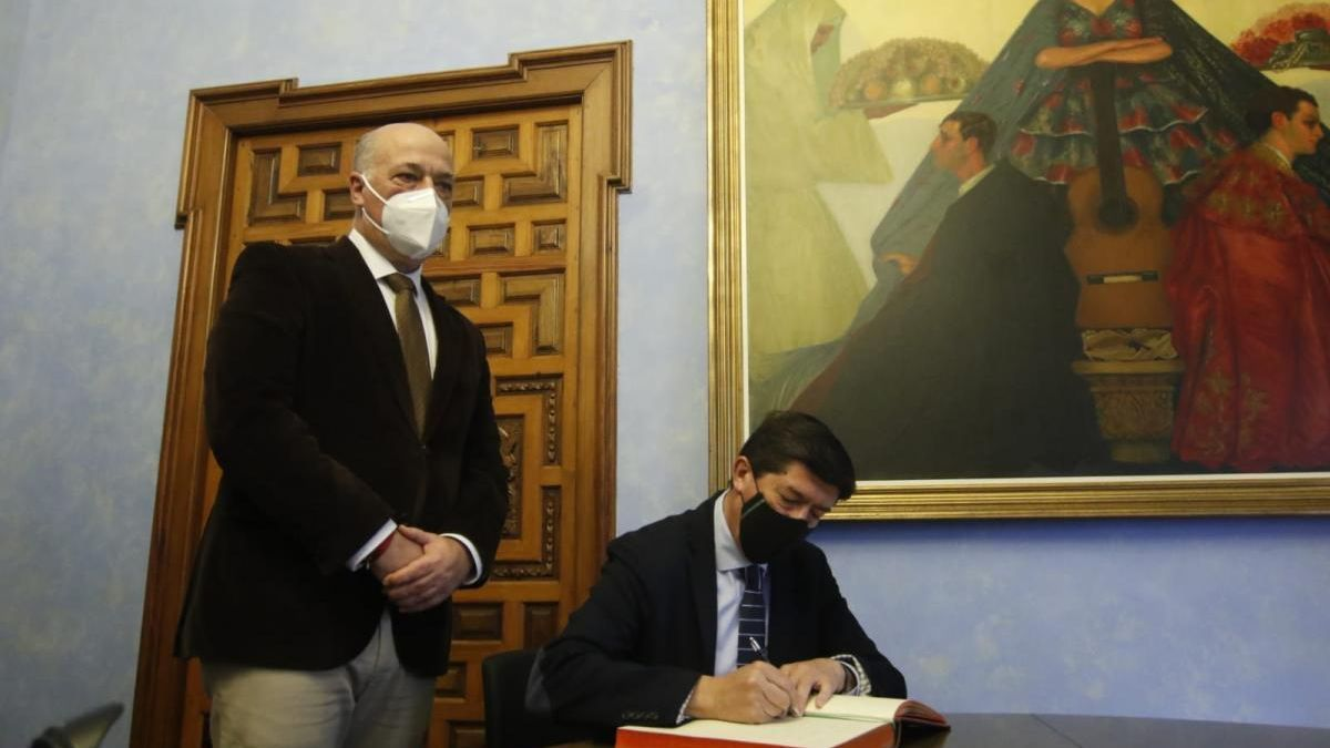 Andalucía pedirá al Gobierno coordinación para moverse por España en Semana Santa