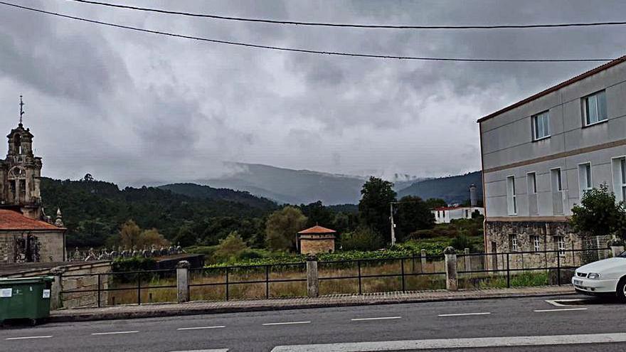 La Xunta urbanizará el parque de Outeiro Cruz, en Arnoia