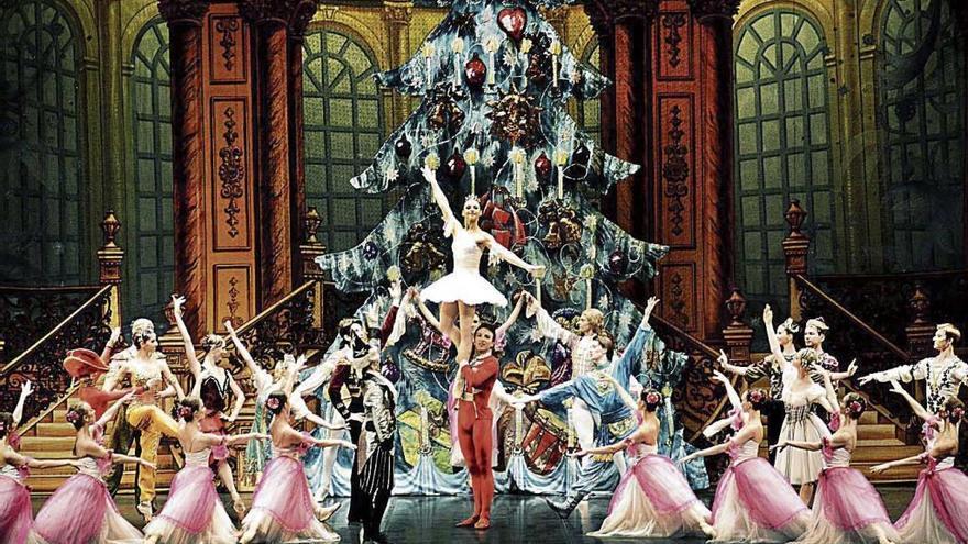 El Ballet de Moscú regresa al Auditorium con 'El cascanueces'