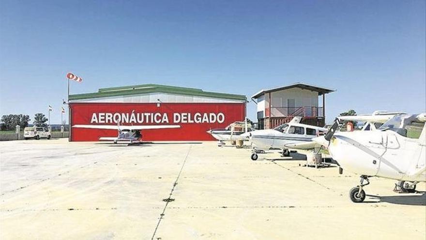 El aeródromo privado de Villarrubia ya tiene permiso para abrir al tráfico