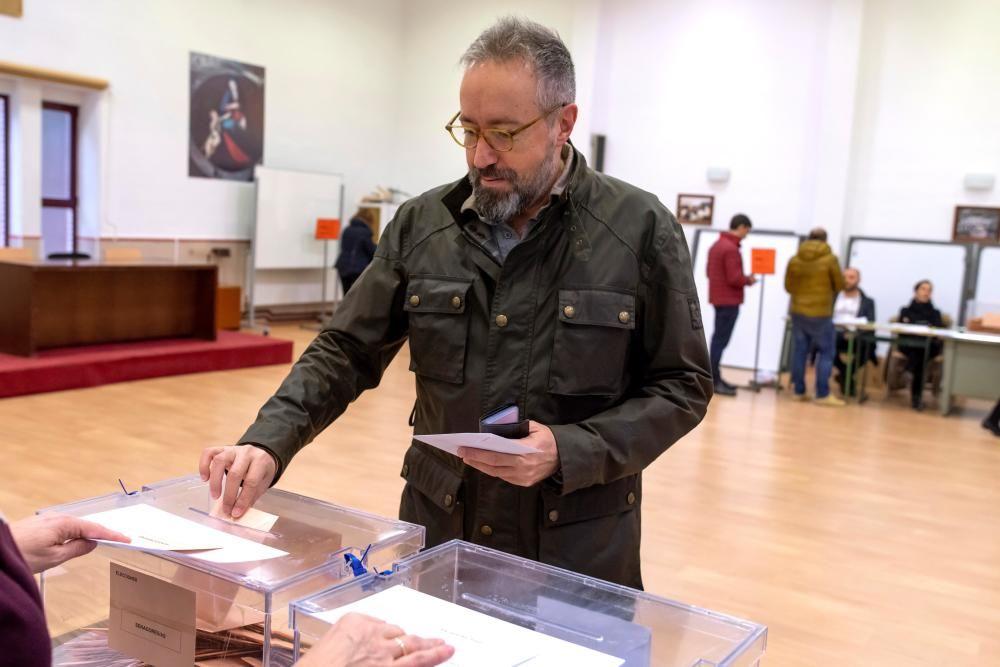 Votaciones generales en España