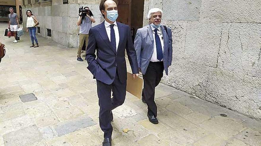 Gijón sostiene que la investigación contra él fue dirigida para culparle