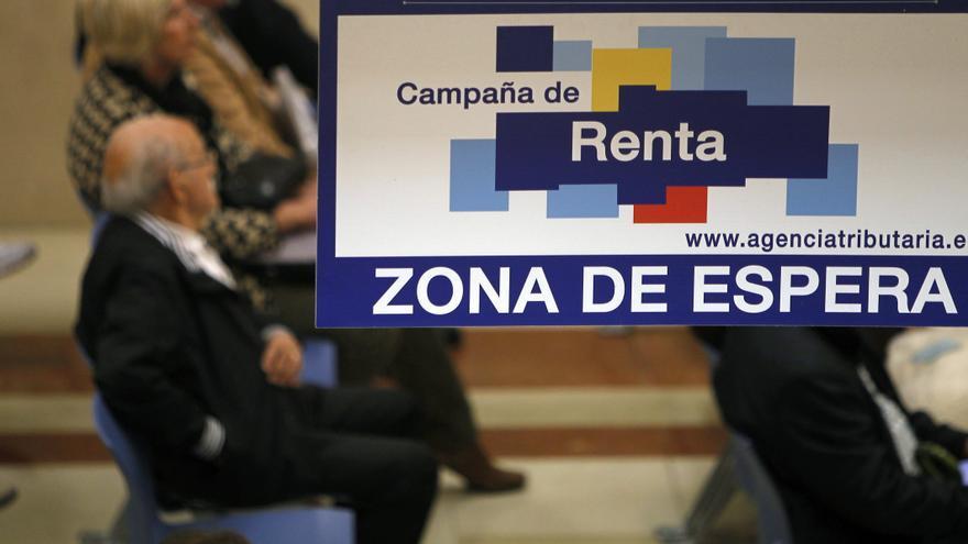 Hacienda espera 23.000 declaraciones más este año en Alicante por los ERTE y el Ingreso Mínimo Vital