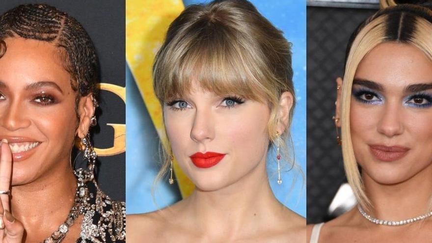 Taylor Swift i Beyoncé poden fer història en els Grammy de la pandèmia