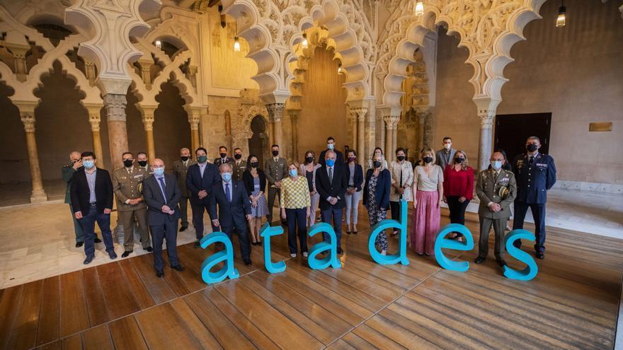 Atades premia a la Fundación Capacis y al cortometraje 'La oportunidad de Pablo'