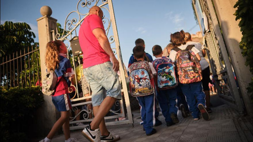 La Plataforma del 5% para Educación ve insuficiente que el gasto crezca un 2,7 %