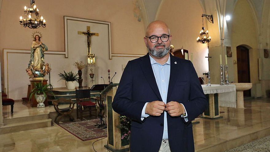 La Semana Santa de Elche elige a Joaquín Martínez como nuevo presidente