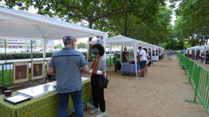 MIRAFOTO FEST celebra la seva primera edició a la Rambla Nova de Figueres