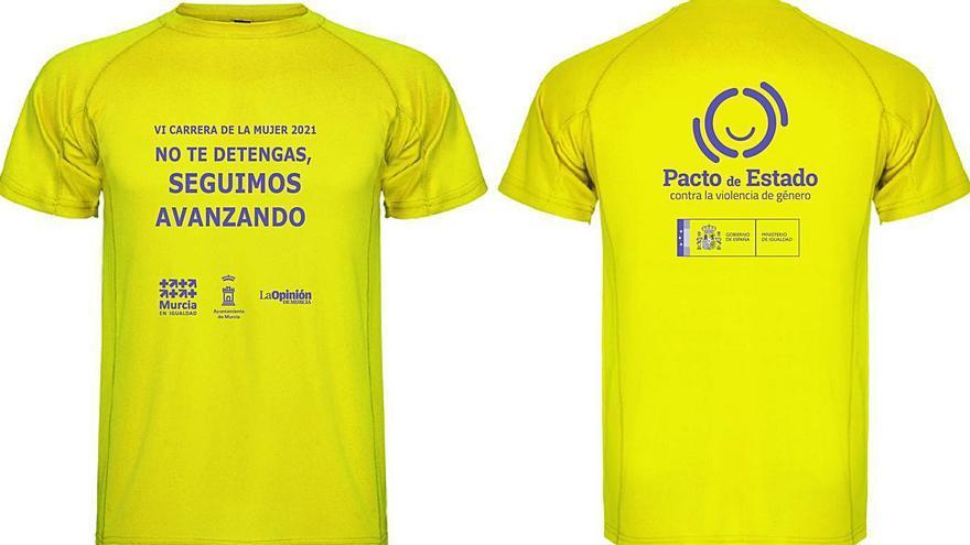 La entrega de camisetas de la Carrera de la Mujer comienza hoy