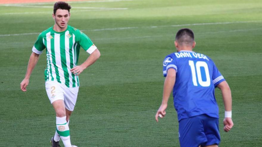 El Lorca Deportiva pierde ante un Betis B muy superior
