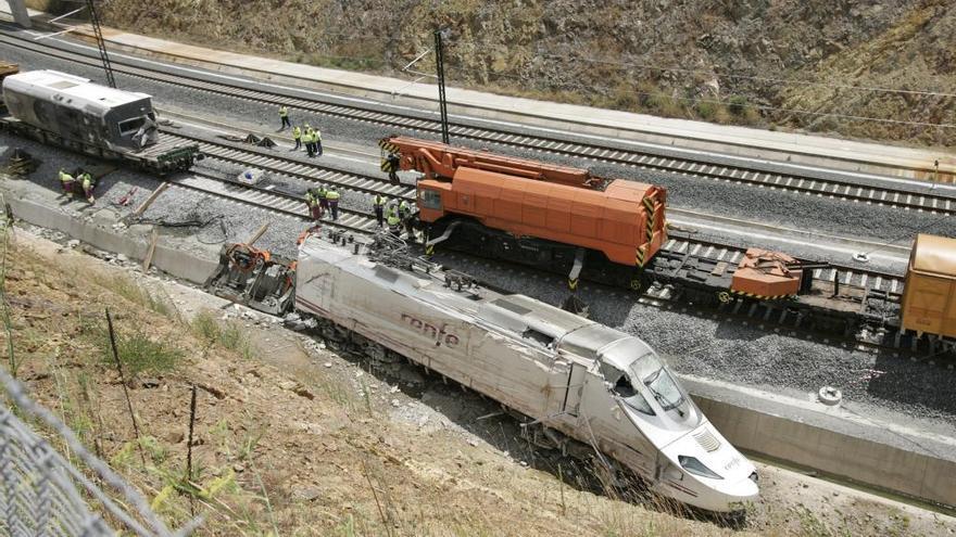 La Comisión de Investigación de Accidentes Ferroviarios no reabrirá la causa sobre el Alvia